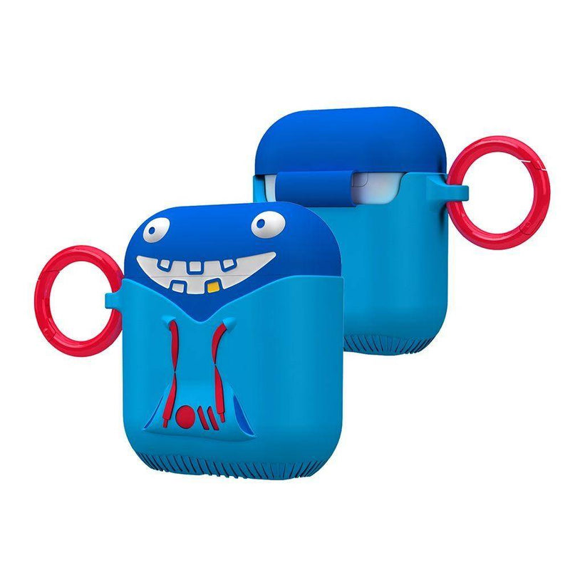 Case-Mate AirPod Case CreaturePods Tricky Trickster, Blue, CM-CM039608 - 2071MALL