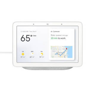 Google Nest Hub Chalk - 2071MALL