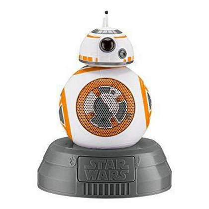 iHome - Kiddesigns Bluetooth Speaker Star Wars BB8,IH-KD-LI-B67B8 - 2071MALL