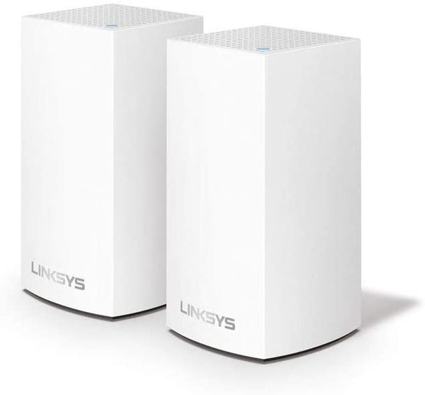 Linksys Velop Dual-Band Home Mesh WiFi System White - 2071MALL