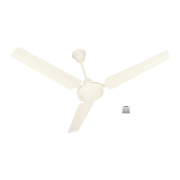 Geepas Ceiling Fan Full Copper Motor Made India1x3 - White, GF21117 - 2071MALL