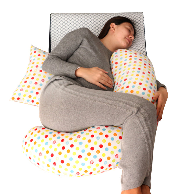 Moon Multi-Position Pregnancy Pillow - 2071MALL
