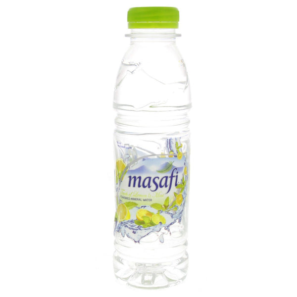 MASAFI Mineral Water 500ml (Lemon Mint) - 2071MALL