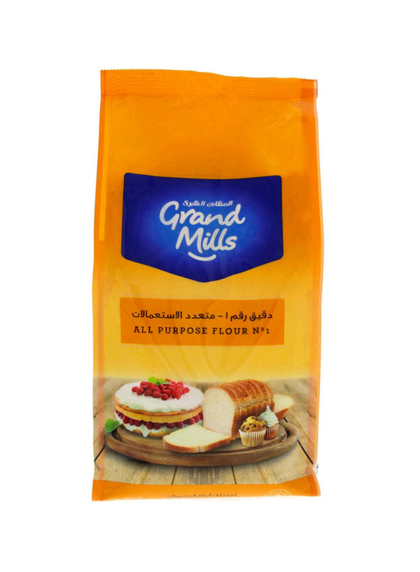 GRAND MILLS Flour No.1 (2kg) - 2071MALL