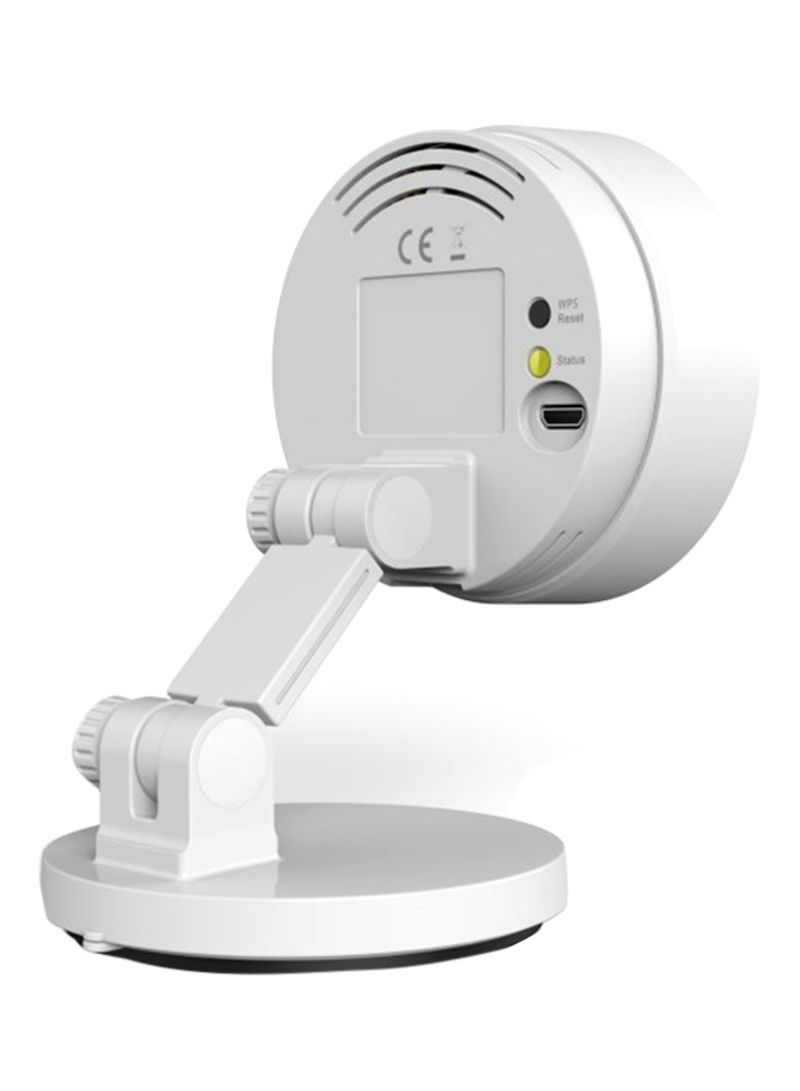 Foscam C1 Lite 1.0 Mp Indoor With Ir-Cut 32 Plug And Play Camera - White, FC-FIC1L - 2071MALL