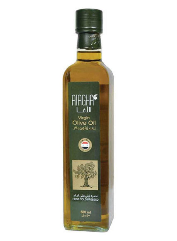 AL AGHA Virgin Olive Oil  (Syria) - 2071MALL
