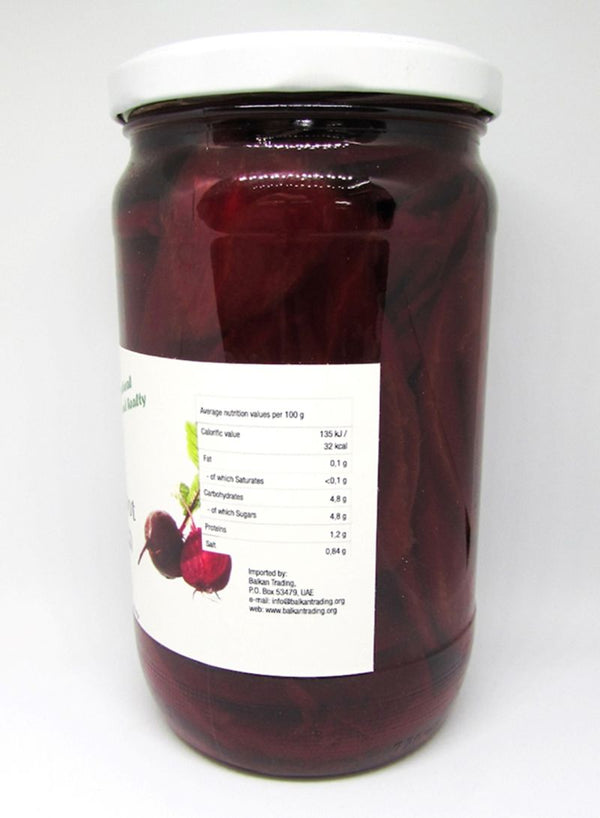 Sava Pickled Betroot 720ml - 2071MALL