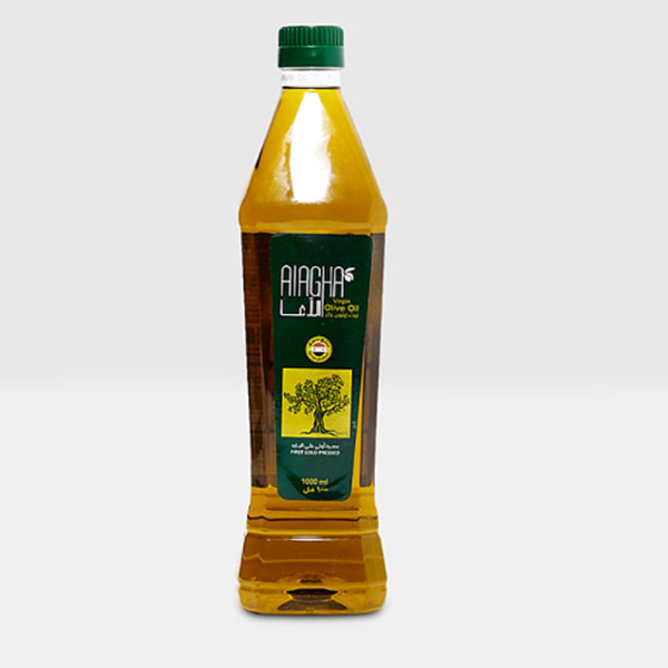 AL AGHA Virgin Olive Oil  (Syria)