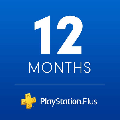 Playstation Plus UAE (12 Month Subscription)- Instant Delivery (Prepaid Only) - 2071MALL