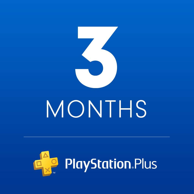 Playstation Plus UAE (3 Month Subscription) - Account details will be sent via email within 24 - 48 hours. Prepaid Only - 2071MALL