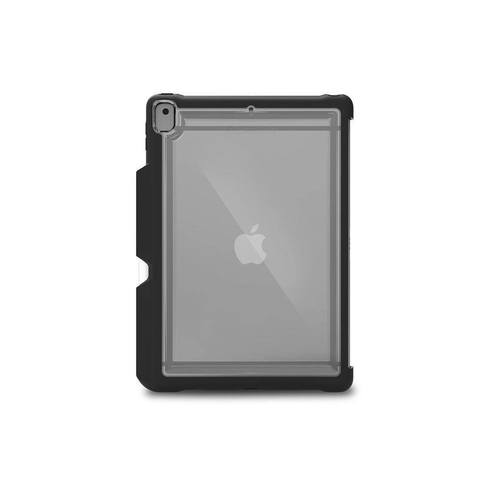 STM - Dux Shell Duo iPad 10.2 Case Cover 2019 AP -STM-222-242JU-01 Black - 2071MALL