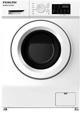 Nikai 7kg Fully Automatic Front Loading Washing Machine, White - NWM700FN6 - 2071MALL