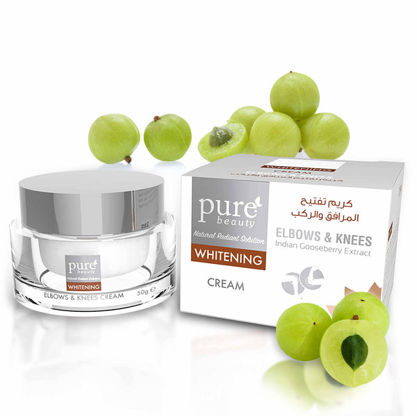 Pure Beauty - Whitening Elbows & Knees Cream 50g