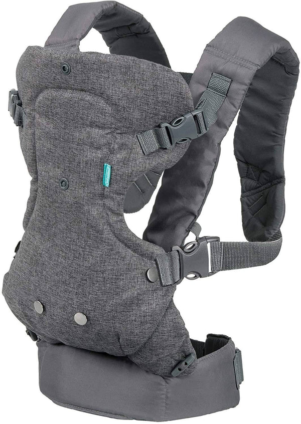 Infantino Flip Advanced 4-In-1 Convertible Carrier - 2071MALL