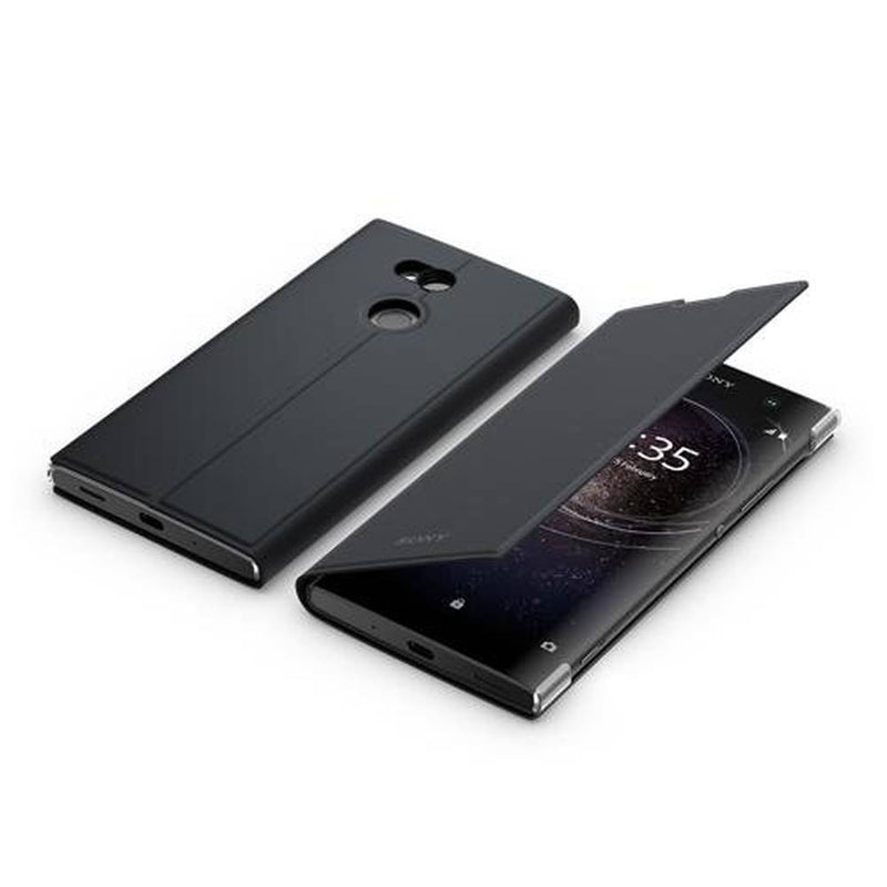 Sony - Style Cover Stand For Xperia Xa2 Ultra Black - Ultra Black, SONY-1311-4314 - 2071MALL