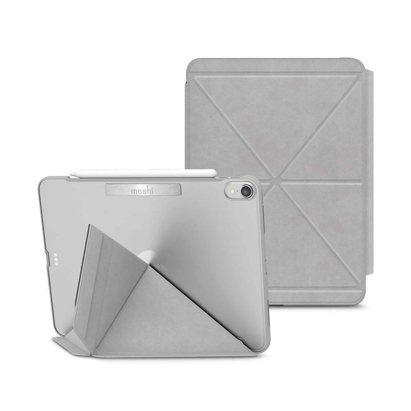 Moshi - VersaCover Case for iPad Pro 11 inch -Gray, MSHI-H-056011 - 2071MALL