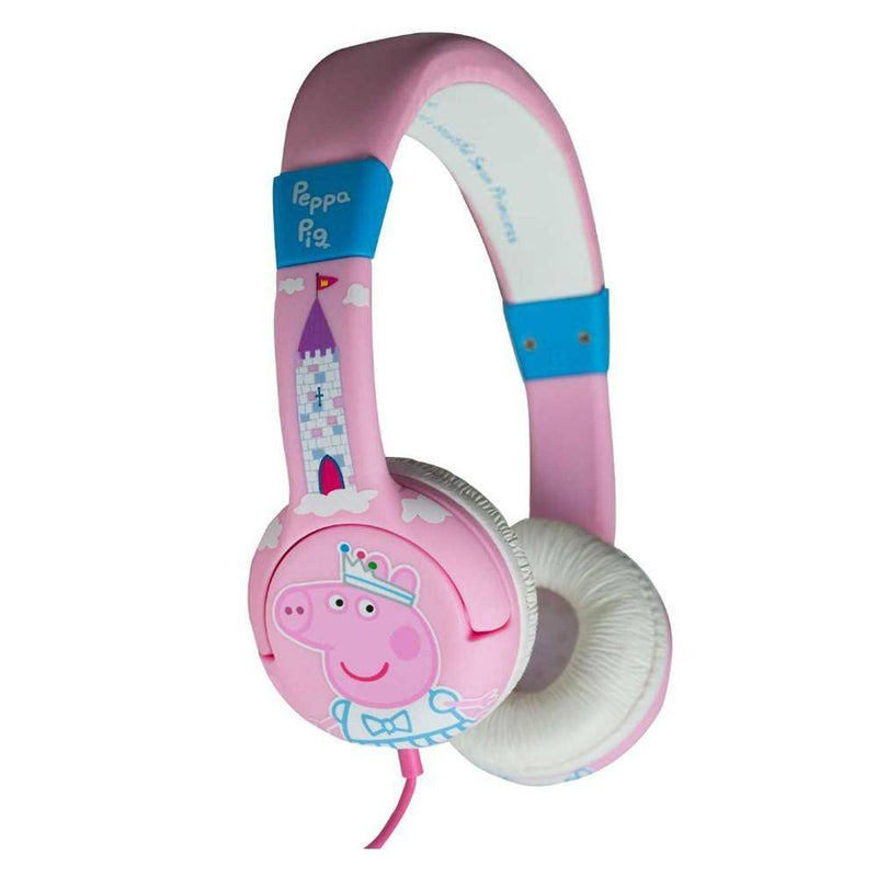 Otl - On-Ear Junior Headphone Princess Peppa - Multi-color, OTL-PP0417D - 2071MALL
