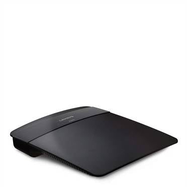 Linksys Wireless & Broad Band Router 4 Fast Ethernet ports Black, LNK-E1200-ME - 2071MALL