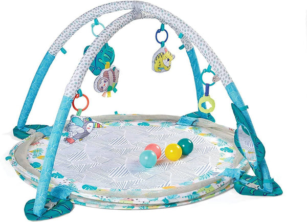 Infantino 3-In-1 Jumbo Activity Gym & Ball Pit