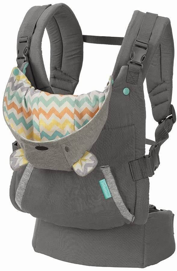 "Infantino Cuddle Up Ergonomic Hoodie Carrierâ""¢ - 2071MALL"