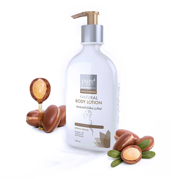 Pure Beauty - Whitening Natural Body Lotion 330ml