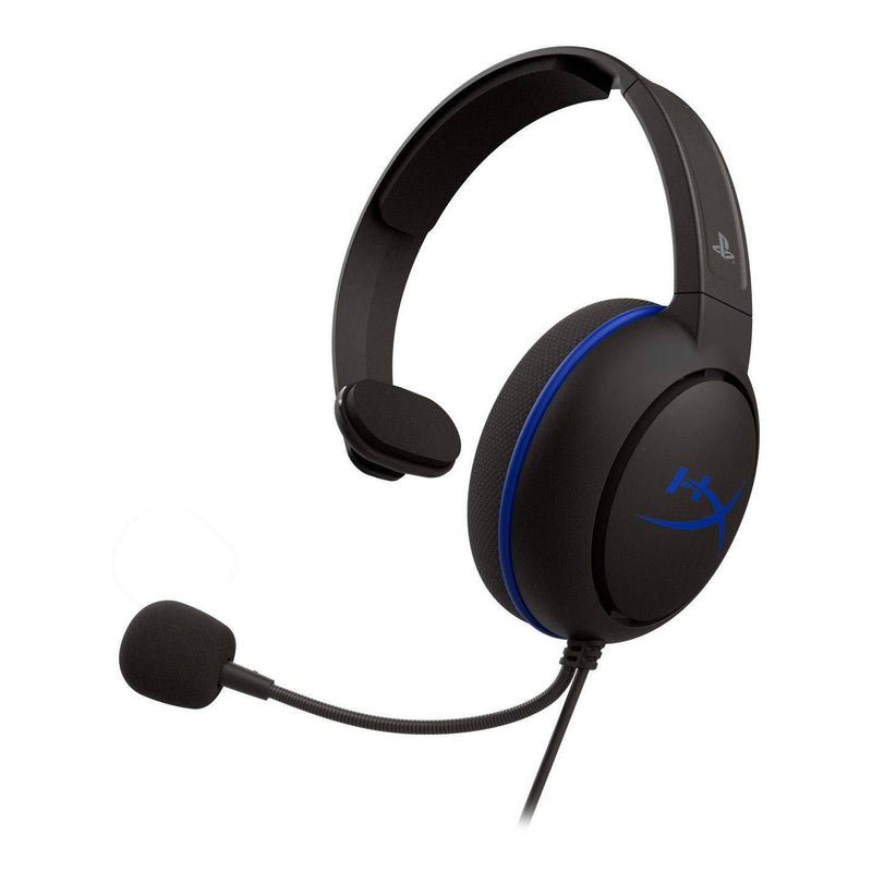 Hyper X - PS4 Licensed Cloud Chat Headset -HX-HSCCHS-BK/EM Black - 2071MALL