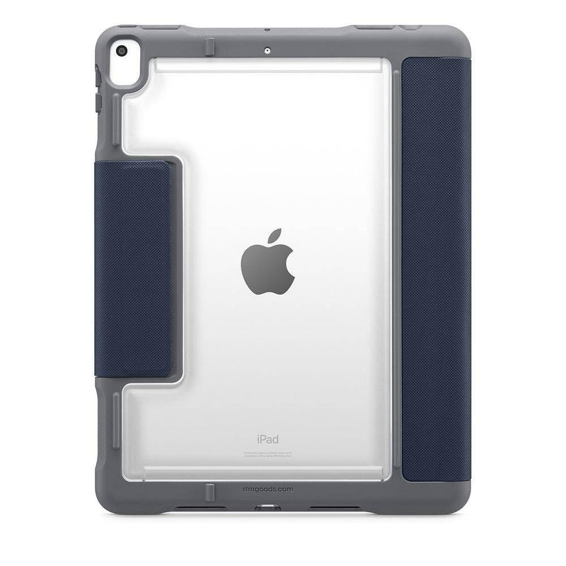 Stm - Dux Plus Duo Case For 10.5-Inch Ipad Air And Ipad Pro Midnight Blue - Midnight Blue, STM-222-236JV-03 - 2071MALL