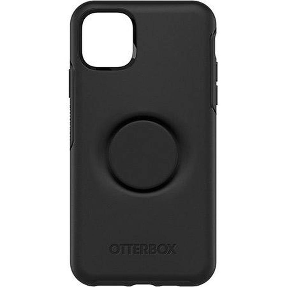 OtterBox - Otter + Pop Symmetry Series Case Black for iPhone 11 Pro Max, OTBX-77-62631 - 2071MALL