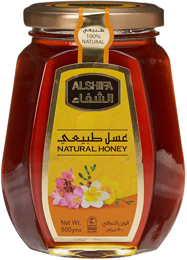 Alshifa Natural Honey , 500gm - 2071MALL