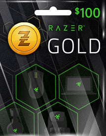 Razer Gold Global $100 US Dollar (USD)- Instant Delivery (Prepaid Only) - 2071MALL