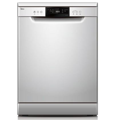 Midea 7 Programs 14 Place Settings Free Standing Dishwasher WQP147617Q-S - 2071MALL