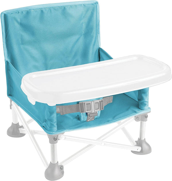Summer Infant Pop 'N Sit® Portable Booster (Aqua Splash)