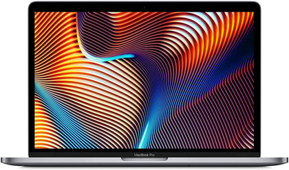 Apple MacBook Pro 2019 Model (13-Inch, Intel Core i5, 2.4Ghz, 8GB, 512GB, Touch Bar, 4 Thunderbolt3 Ports, MV972), Eng KB, Space Grey - 2071MALL