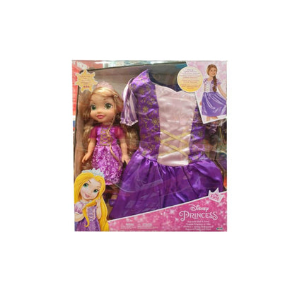 Disney Princess Rapunzel Doll + Dress Edition