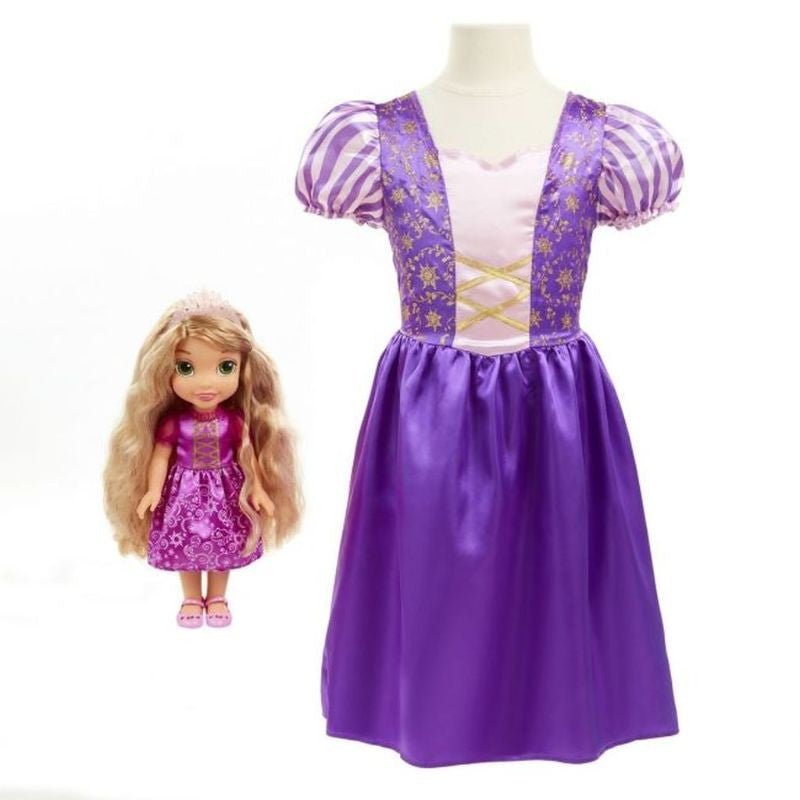 Disney Princess Rapunzel Doll + Dress Edition - 2071MALL