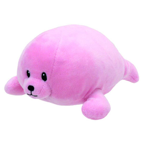 Baby Ty Seal Doodles Pink Regular, 8 inch - 2071MALL