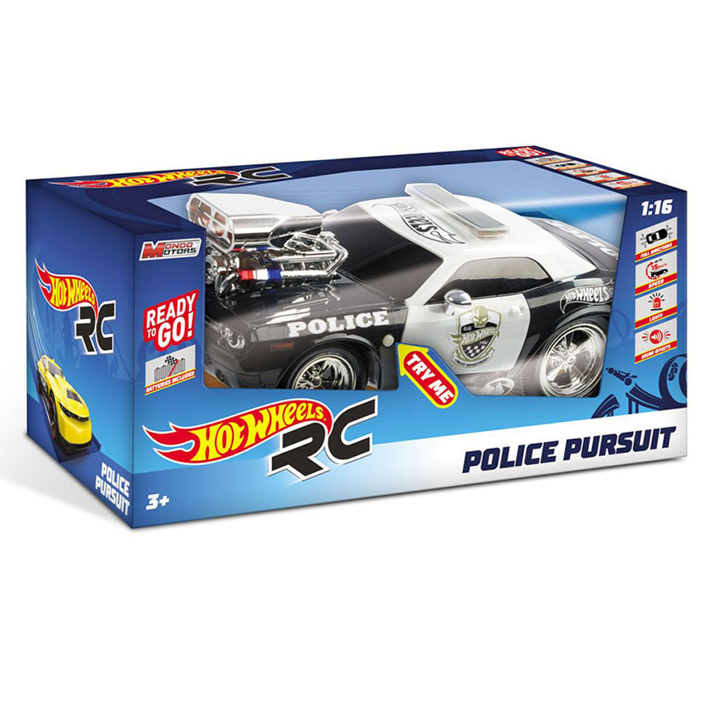 Hot Wheels RC L&S Police, 1/16 BPC - 2071MALL
