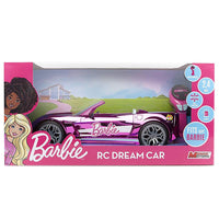 Barbie RC Dream Car, 2.4Ghz, B/O - 2071MALL