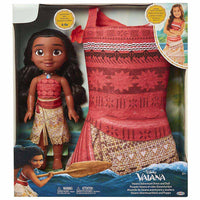 Disney Princess Moana Doll+Dress Edition - 2071MALL