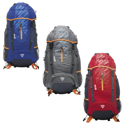Bestway Pavillo Ultra Trek 60L Backpack 3 Assorted - 2071MALL