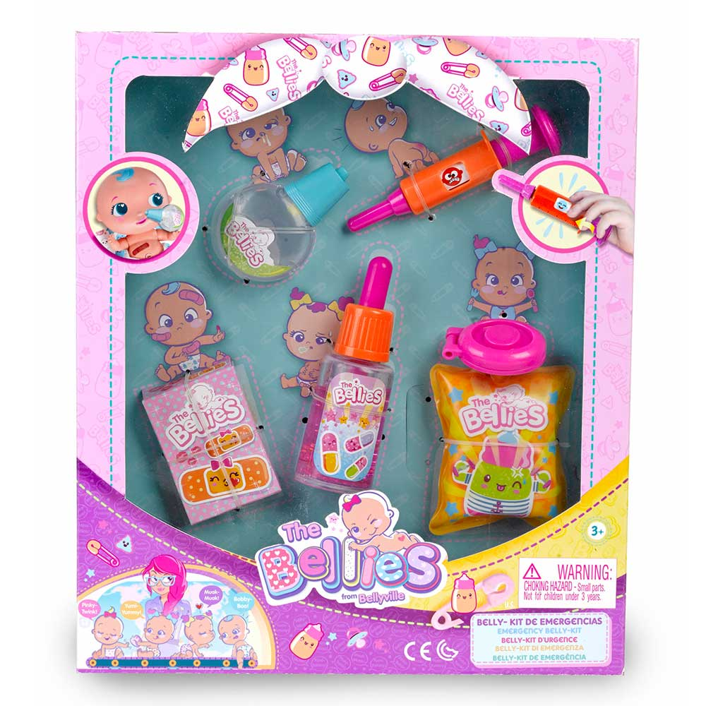 The Bellies Belly Kit Emergency - 2071MALL