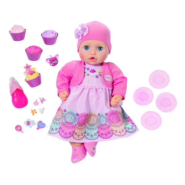 Baby Annabell Special Day 20Y, B/O, 43Cm - 2071MALL