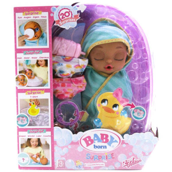 Baby Born Surprise Doll Bathtub Surprise - 2071MALL