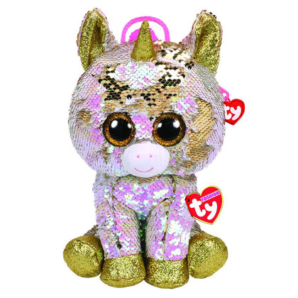 Ty Fashion Sequin Unicorn Fantasia, Backpack - 2071MALL