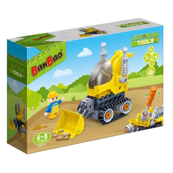 Banbao Young One Learning Tool,19Pcs 9711 - 2071MALL