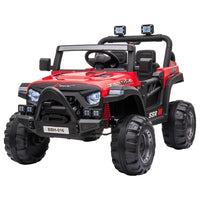 Power Wheels Ride on Buggy Jeep B/O 12V