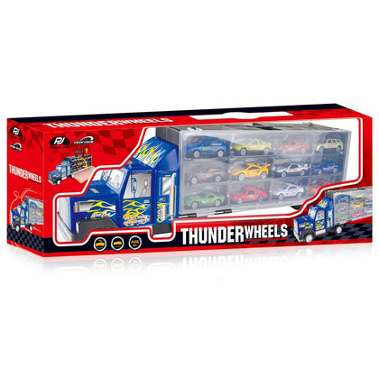 Power Joy V. Vroom Die Cast Thunder Wheels 12 - 2071MALL