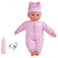 Power Joy Baby Cayla Sleeping, 30Cm W/12S B/O