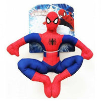 Marvel Plush Spiderman Suction Cup, 10