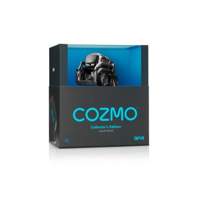 Anki Cozmo Robot Collector's Edition Black - 2071MALL